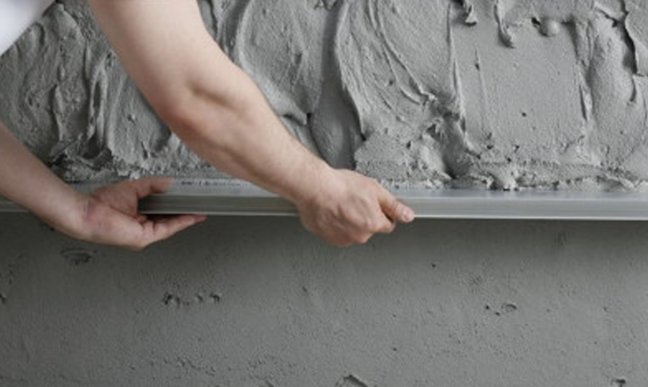Штукатурка стен: нюансы технологии